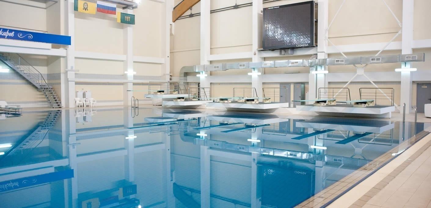 Школа олимпийского резерва «Буртасы»